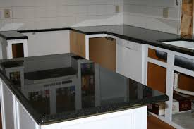 kitchen superb decorating ideas using rectangular black sinks and mesmerizing kitchens design ideas of white cabinets black granite countertops simple and neat decorating ideas