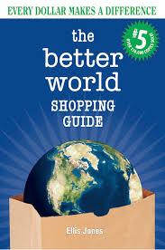 shopping guide better world shopper
