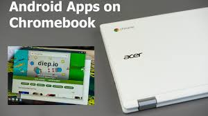 chromebook android android apps on chromebook
