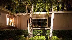 Backyard Led Lighting Waterproof Led Lights For Backyard Landscaping Elemental Led