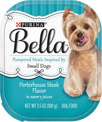 small house dogs purina bella filet mignon u0026 porter house steak flavor variety pack