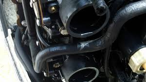 Outboard Motor Carburetor Cleaning Youtube