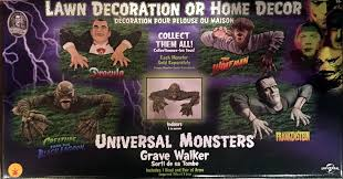 the halloween party from the black lagoon amazon com creature from the black lagoon grave walker decoration