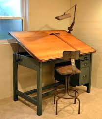 L Shaped Drafting Desk L Shaped Drafting Desk Tables In Interior Designs Vintage