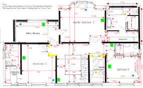 floor plan network design network design for home and what electrical devices will or could