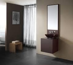 Cream Bathroom Vanity by Bathroom Stylish Modern Bathroom Vanities With Tree Painting And