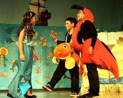 mermaid musical play script kids perform