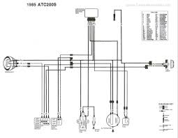 honda 300 fourtrax wiring diagram diagrams and floralfrocks