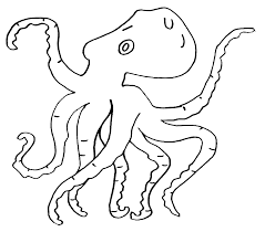 octopus coloring page 516 1191 1047 free coloring kids area
