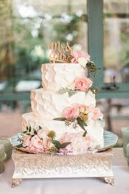 7 wedding cake ideas for a spring wedding image ie