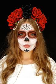 Custom Halloween Costumes 25 Sugar Skull Costume Ideas Sugar Skull