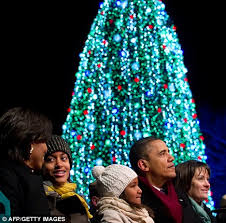 us capitol tree ornaments pay tribute to obama but