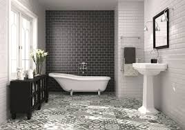 bathrooms tiles ideas gorgeous black and white bathroom tile ideas for your own home for