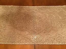 Beaded Table Linens - linens u0026 textiles 1930 now