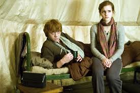 Harry Potter Hermione Rupert Grint On Hermione And Ron Relationship Harry Potter Star