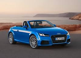 audi convertible hardtop 2015 audi tt roadster unveiled at paris auto show ready for order