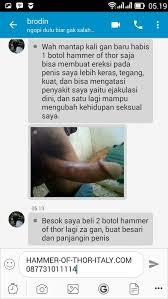 pin by bondan domino putra on testimonial hammer of thor asli italy