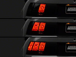 Raxiom Mustang Led Sequential Tail Light Kit Plug And Play 49222