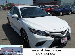 lake toyota new 2018 toyota camry for sale in devils lake 58301