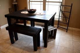 pub style dining table enjoyable kitchen style dining tables wood dining table with bench