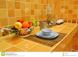Kitchen Table Close Up Kitchen Royalty Free Stock Photography Image 34596617