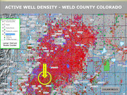 Counties In Colorado Map by Fractivist Assist Reform And Protect Dear Boulder County
