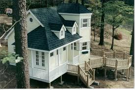 luxurious farmhouse playhouse photo 1 elegant playhouses luxurious farmhouse playhouse