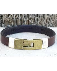 bracelet men leather images Don 39 t miss this deal free shippinghidden message bracelet