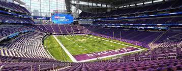 map us bank stadium stadium tours u s bank stadium