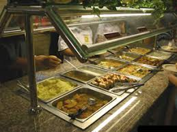 Buffet Heat Lamp by Food Buffets In Retail Showcases Promolux Lighting
