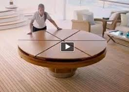Cool Table Designs Exquisite Design Round Expandable Dining Table Cool Inspiration