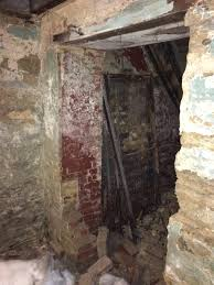 this new homeowner found a creepy hidden basement under his house