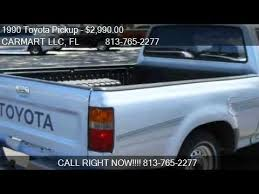toyota truck sale 1990 toyota deluxe for sale in tampa fl 33612