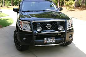 nissan frontier aftermarket wheels kc light nissan frontier painting grille opinions page 3