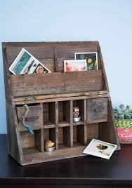 wooden desk organizer model u2014 all home ideas and decor build an