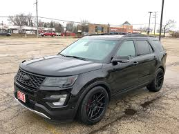 Ford Explorer Rims - ford explorer velgen wheels vmb6 satin black velgen wheels