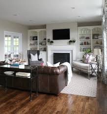 Decorate House Like Pottery Barn Decorating With Leather The New Sofa Glass Bottle Neutral And