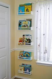 Nursery Wall Bookshelf Awesome 15 Must See Nursery Bookshelf Pins Ba Bookshelf Nursery