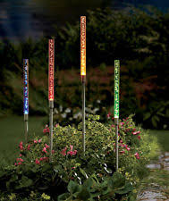Multi Colored Solar Garden Lights by Pathway Lights Ebay