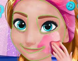 princesses elsa and anna makeup game for kids middot game frozen prom makeup design