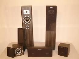 home theater center speaker luxeon surround sound system 5 1 mavin the webstore