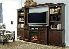 Entertainment Center With Electric Fireplace Entertainment Centers With Fireplace Fireplace Mantel