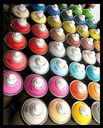 everything i know about spray paint all things thrifty