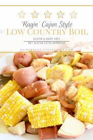 delicious gf cajun low country boil recipe free printable recipe