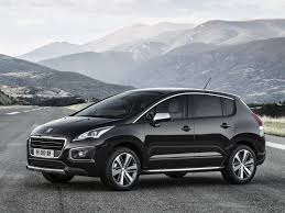 peugeot suv 2015 peugeot 3008 specs and photos strongauto