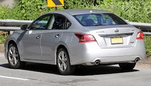 nissan altima modified file nissan altima 2 5 sl rear view jpg wikimedia commons