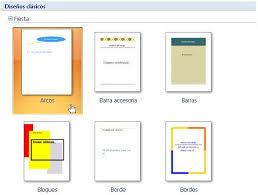 bordes para publisher aulaclic curso gratis de microsoft publisher 2007 1 un tour a