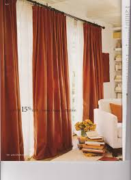How To Hang A Curtain Decorating Help With Blocking Any Sort Of Temperature With