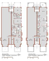 multi unit apartment floor plans