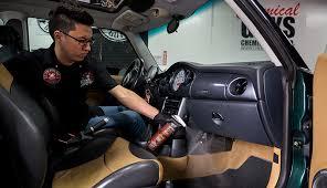 Car Interior Smells Chemical Guys Leather Scent Premium Air Freshener U0026 Odor